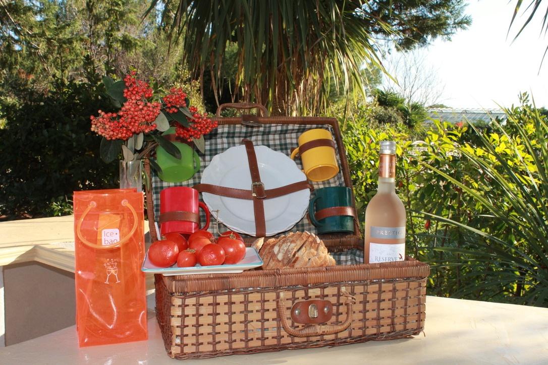 Nos services - panier picnic